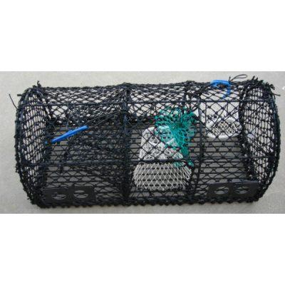 Hummertina 9kg svart för fiske efter hummer och krabba